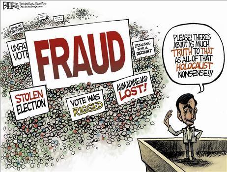 Political Cartoons by Nate Beeler
