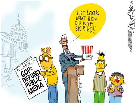 Political Cartoons by Mike Lester