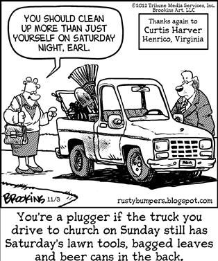 Cartoons by  Pluggers