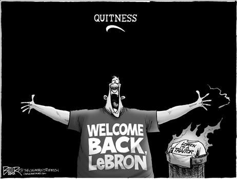 By Nate Beeler - July 11, 2014
