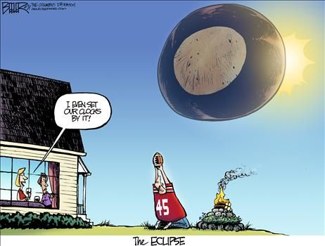 By Nate Beeler - August 28, 2014