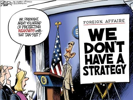 By Nate Beeler - August 30, 2014