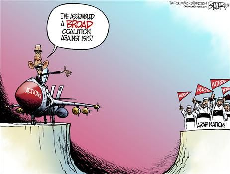 By Nate Beeler - September 18, 2014
