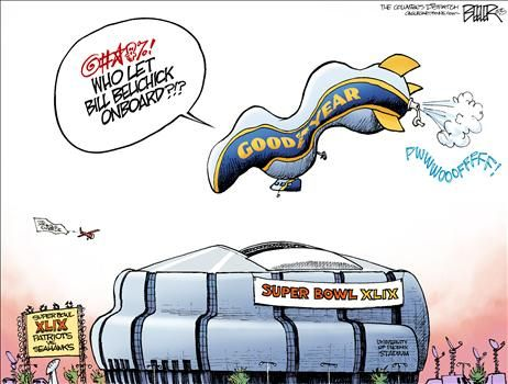 By Nate Beeler - January 22, 2015