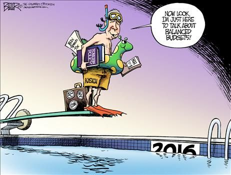 By Nate Beeler - March 3, 2015