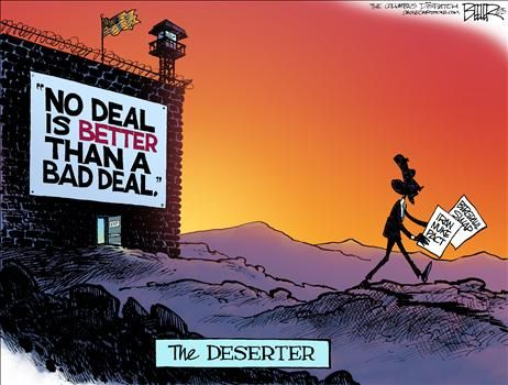 By Nate Beeler - March 30, 2015