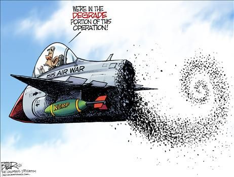 By Nate Beeler - May 22, 2015