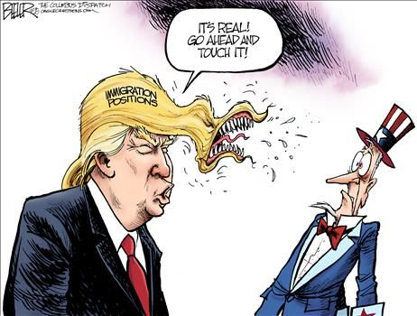 By Nate Beeler - September 1, 2015