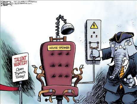 By Nate Beeler - October 9, 2015