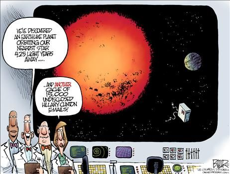 By Nate Beeler - August 24, 2016