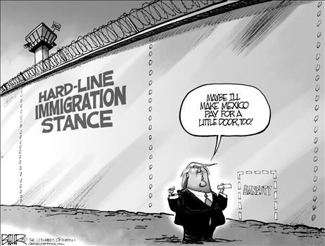 By Nate Beeler - August 25, 2016