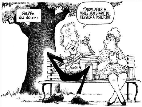 Target Practice: Designing an Editorial/Satirical Cartoon