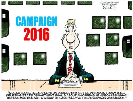 By Bob Gorrell - April 17, 2015