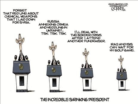 By Bob Gorrell - July 29, 2014