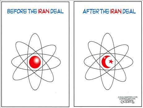 By Bob Gorrell - July 29, 2015