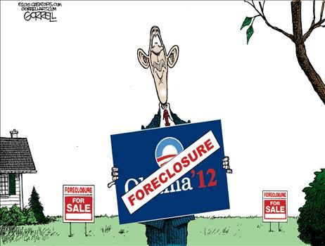 Political Cartoon by Bob Gorrell