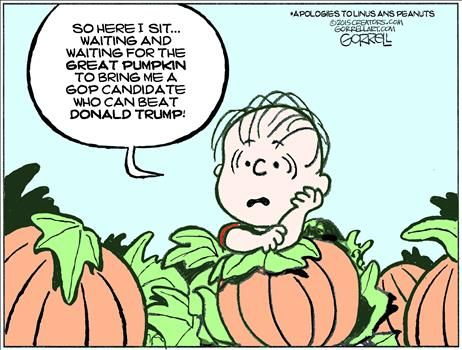 By Bob Gorrell - October 7, 2015