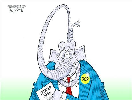 By Bob Gorrell - October 9, 2015
