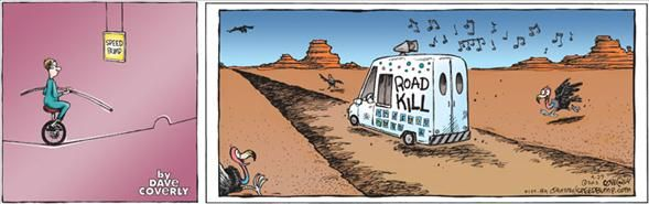 Speed Bump for Apr 29, 2012