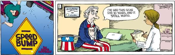  Speed Bump for Sep 11, 2011