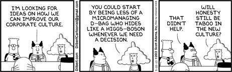 Dilbert for May 22, 2013