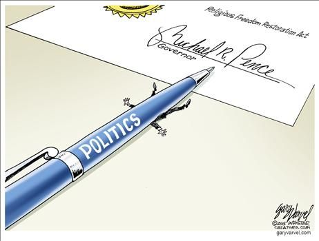 By Gary Varvel - March 31, 2015