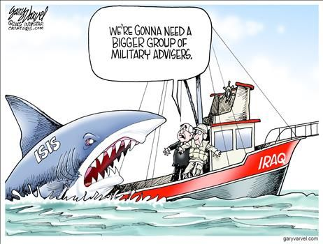 By Gary Varvel - June 28, 2015