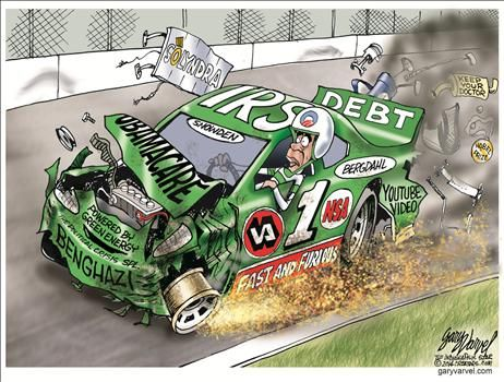 By Gary Varvel - July 23, 2014