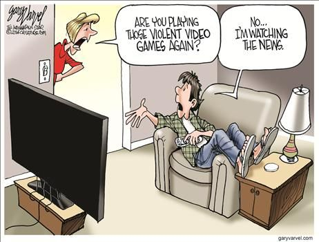 By Gary Varvel - July 25, 2014