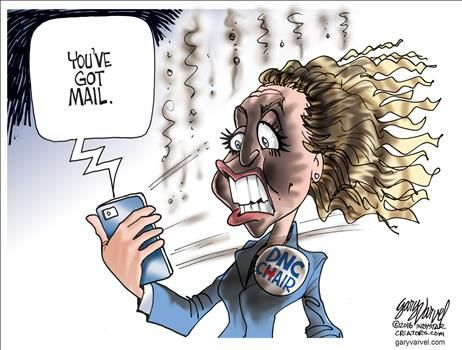 By Gary Varvel - July 26, 2016