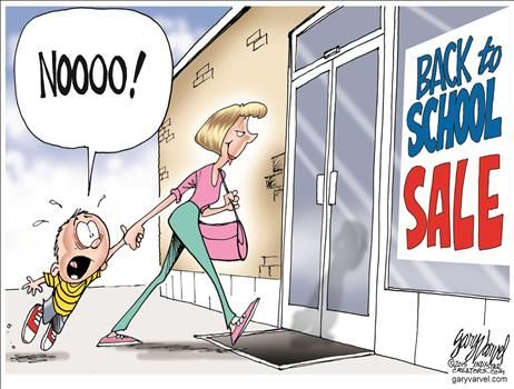 By Gary Varvel - July 27, 2015