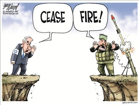 By Gary Varvel - July 29, 2014