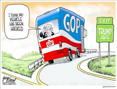 By Gary Varvel - July 29, 2015