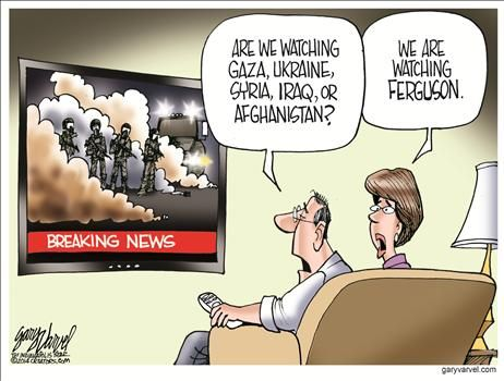By Gary Varvel - August 20, 2014