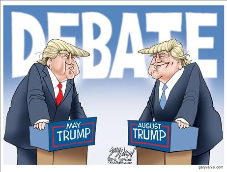 By Gary Varvel - August 26, 2016