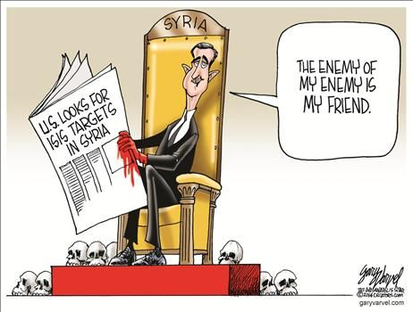 By Gary Varvel - August 31, 2014