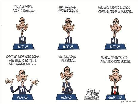By Gary Varvel - September 12, 2014