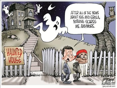 By Gary Varvel - October 21, 2014