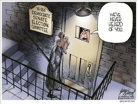 By Gary Varvel - October 22, 2014