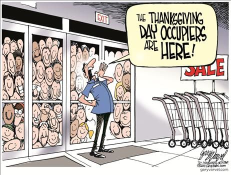 By Gary Varvel - November 27, 2014
