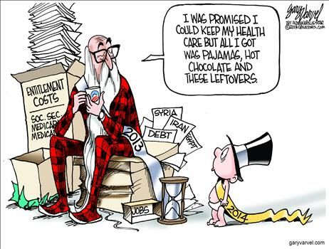 By Gary Varvel - December 29, 2014