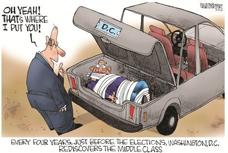 Political Cartoons by Jerry Holbert