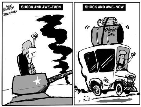 Political Cartoons by Ken Catalino