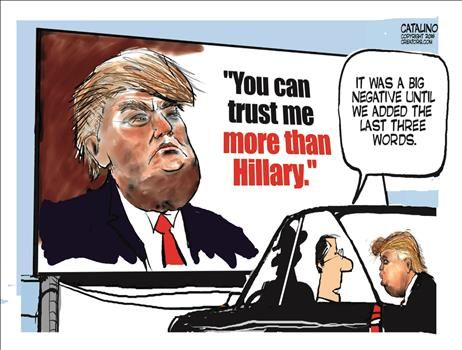 Political Cartoons by Ken Catalino