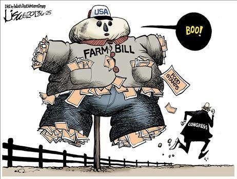 Political Cartoons by Lisa Benson