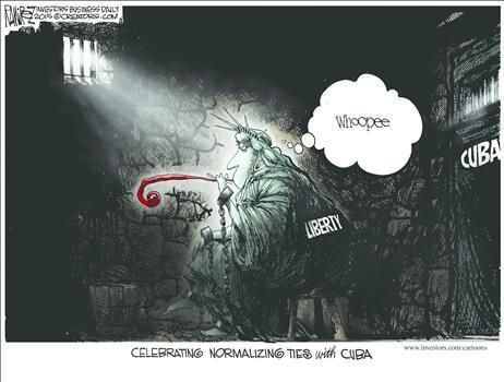 By Michael Ramirez - January 27, 2015