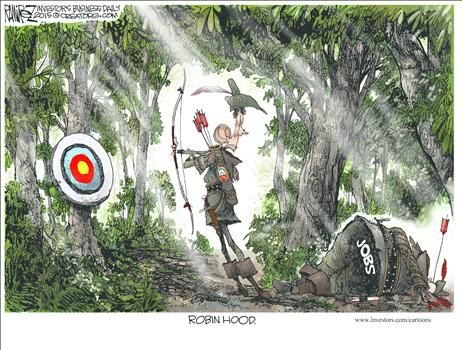 By Michael Ramirez - January 28, 2015