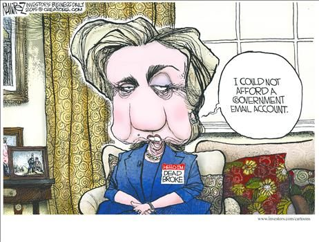 By Michael Ramirez - March 5, 2015