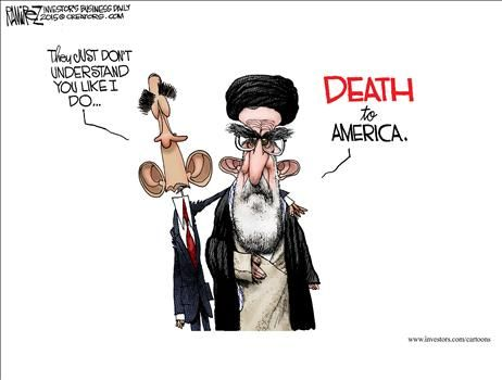 By Michael Ramirez - March 26, 2015