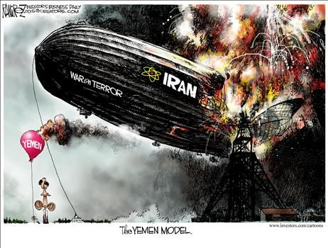 By Michael Ramirez - March 29, 2015
